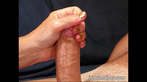 Rough Ballplay Handjob