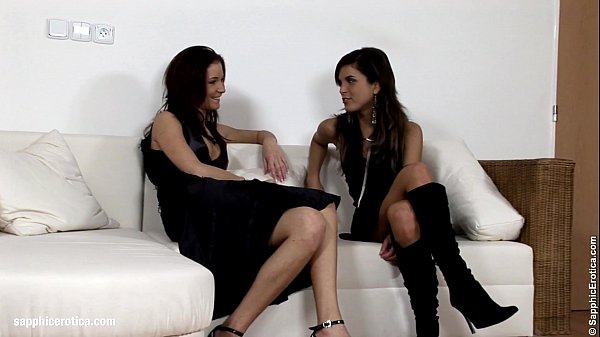 Naughty Afternoon lesbian threesome with Jackie Karie and Michelle from Sapphic